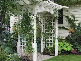 arrange garden trellis plans u2013 outdoor decorations