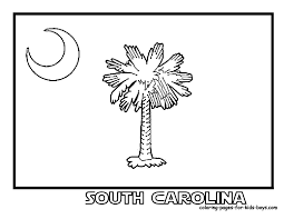 california state flag coloring page south carolina state flag clip art 30