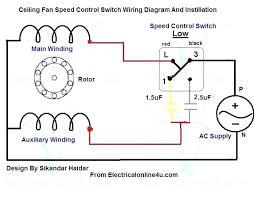 new 3 speed fan light switch for wire ceiling fan switch 37 3 speed
