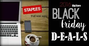 best black friday deals 016 staples 2016 black friday deals u2013 hip2save