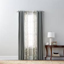 orange curtains u0026 drapes for window jcpenney