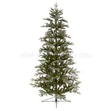 collection 2m pe snow tipped pine christmas tree