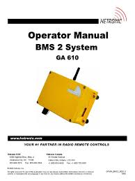 ub 04 manual hetronic bms 2 gb electrical connector electrical wiring