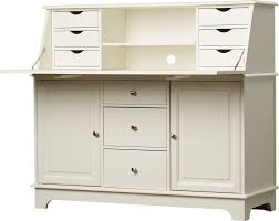 Tall Narrow Secretary Desk by Darby Home Co Reddick Secretary Desk U0026 Reviews Wayfair