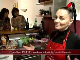 vente à domicile cuisine une soirée avec réalisé et commenté pour vente directe tv