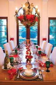 1039 best christmas table decorations images on pinterest