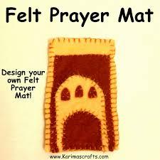 karima u0027s crafts prayer mat crafts 30 days of ramadan crafts