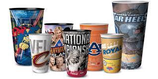iml film cups souvenir cups stadium cups u2014 dynamic drinkware