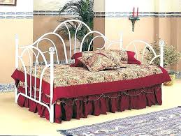 Wrought Iron Daybed Wrought Iron Daybed Single Daybed With Storage Single Daybed With