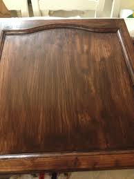 furniture interesting wooden kitchen cabinet using brown java gel