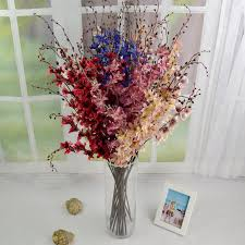 fake flowers for home decor decorate the house with artificial flowers for your home