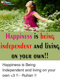 Lovers Meme - fbcompage lovers happiness is being independent and living on your