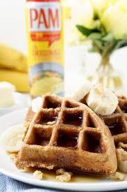 whole wheat banana nut bread waffles sugar u0026 soul