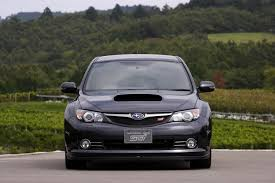 subaru midnight 2008 subaru impreza wrx sti review top speed