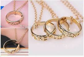 best friend gold necklace images Fine jewelry gold plated best friends forever necklace hollow best jpg