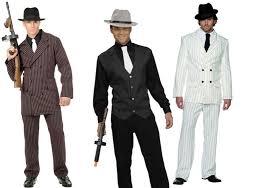 Mafia Halloween Costume 4 Mens Halloween Costumes