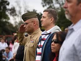jeff davis elementary students honor veterans u003e keesler air force