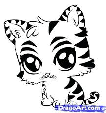 Amazing Fascinating Coloring Pages Of Tigers Print Tiger Top Free Coloring Pages Tiger