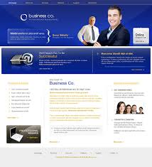 professional website business templates