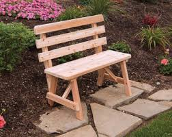 5ft Garden Bench Red Cedar Royal English 5ft Garden Bench