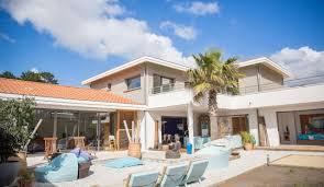 luxury beach house vieux boucau nr hossegor sw france coast