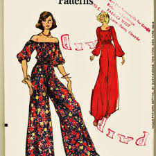 hippie jumpsuit best jumpsuit sewing pattern products on wanelo