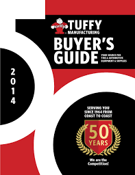 tuffy manufacturing buyer u0027s guide by tuffymfg issuu
