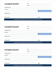 payment receipts free free donation receipt template printable