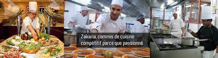 commis de cuisine emploi emploi saisonnier villages vacances devenir commis de cuisine