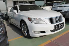 lexus ls 460 dubai used lexus ls 460 2010 car for sale in dubai 740400 yallamotor com