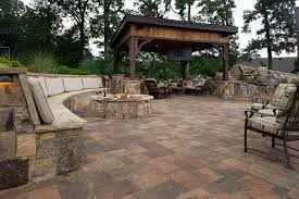 do it yourself paver patio fire pit safety maintenance guide for your backyard install it