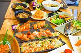 cuisine a la carte อร อยป กหม ด okami sushi premium buffet a la carte 2 ทำเล พหลโยธ น
