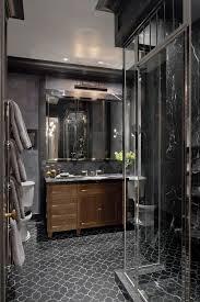 black sparkle bathroom floor tiles ideas and pictures
