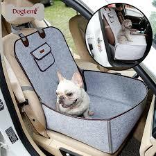 siege pour housse et siège de voiture pour chien bouledogue avenue