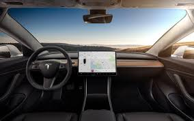 10 Interior Design Trends I M Loving For 2017 Tesla Model 3 S Interior Is A Smart Design That Will Age