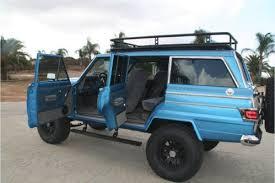 jeep grand wagoneer custom buy used jeep wagoneer custom 4x4 in ramona california