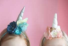 how to make headbands for babies to make a unicorn headband diy