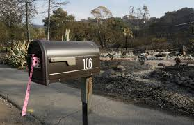 Wildfire Credit Union Locations by California Wildfire Victims Search Burned Homes For Memories