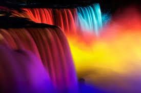 niagara falls winter festival of rainbow lights bloggedd