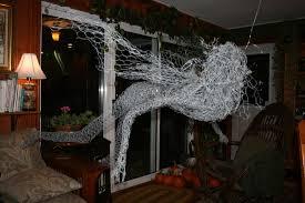 chicken wire lone wolf cabin