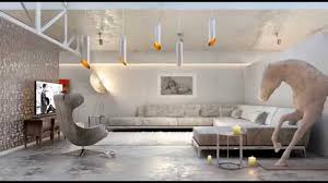 interior design living room with modern sofas youtube