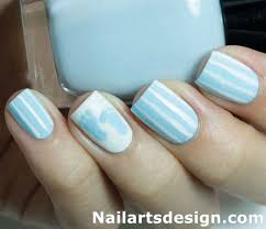 65 most stylish light blue nail art designs robin moses nail art