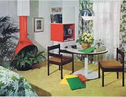 60 S Design 60s Home Decor Family Room 1960s Design New Home Design Ideas