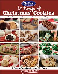 free mr food holiday ecookbooks mrfood com