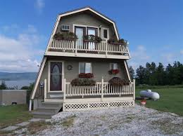 Modified A Frame House Adirmont Real Estate Listings In Shoreham Vt