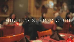 home millie u0027s supper club chicago supper club