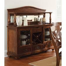 zoe u0027s furniture steve silver wyndham wine rack buffet with hutch