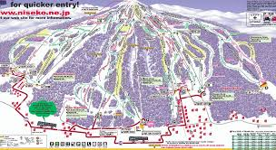 niseko hirafu ski resort guide location map u0026 niseko hirafu ski