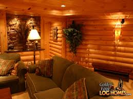 log cabin plans with basement log home floor plans log home