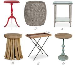 Chair Side Table Chairside Tables A Sidekick Boston Interiors Beyond